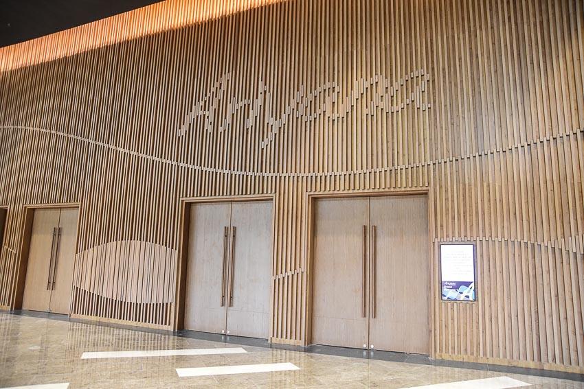 Hoành tráng và ấn tượng ở Cung Hội nghị quốc tế Ariyana