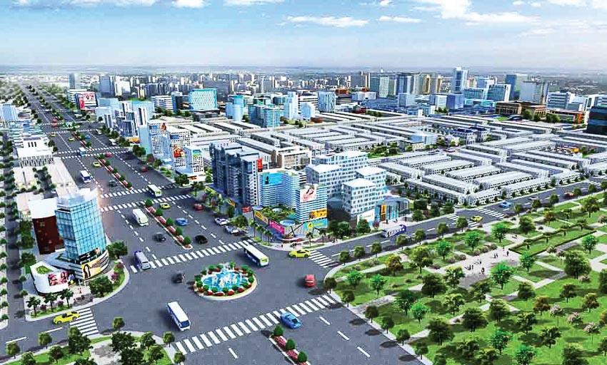 Kim Oanh trình làng khu đô thị Mega City 2