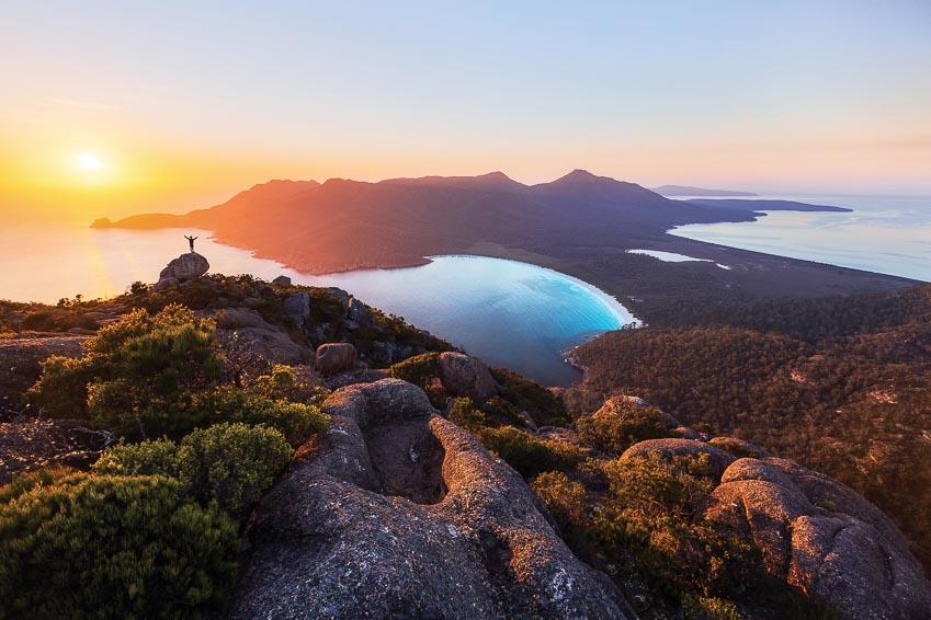 Những hòn đảo đáng nhớ ở Tasmania