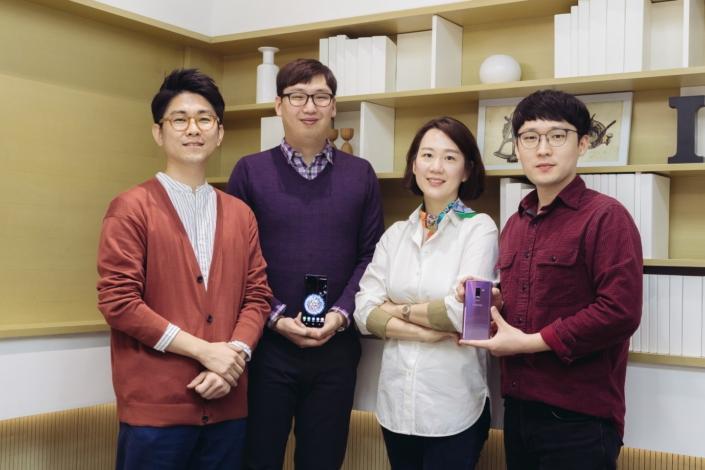 Nhóm Hoạch Định Sản Phẩm Toàn cầu của Samsung
