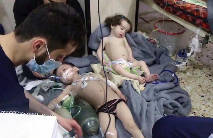 Tổng thống Mỹ ra lệnh tấn công Syria - Ảnh 7.