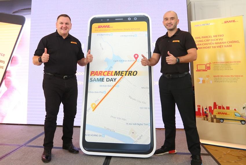 DHL eCommerce giới thiệu dịch vụ giao hàng trong ngày tại Việt Nam