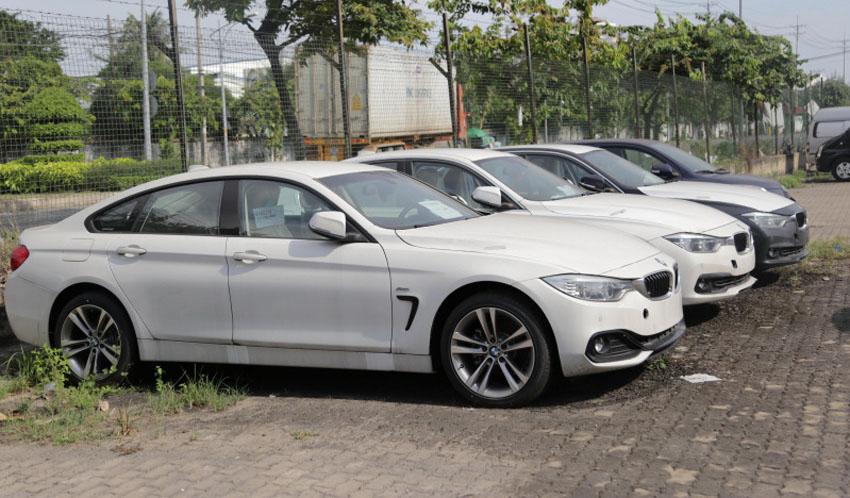 Gần 500 xe BMW, MINI và Motorrad do Euro Auto nhập khẩu sẽ được tái xuất