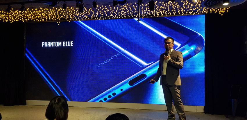 Smartphone Honor 10 ra mắt thị trường Việt Nam