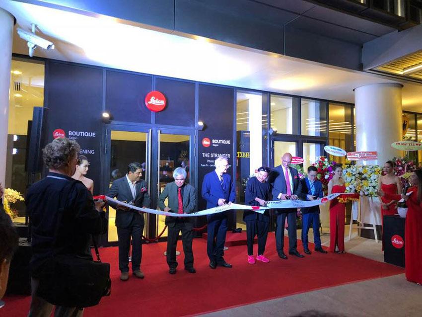 Chính thức khai trương Leica Boutique tại Sài Gòn