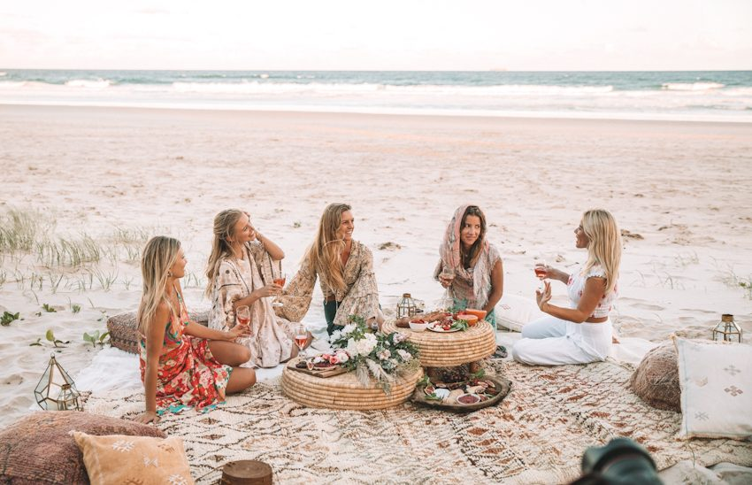 Image result for picnic at the beach