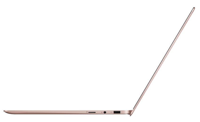 ASUS ZenBook 13 - laptop siêu nhẹ với độ bền chuẩn quân sự đã lên kệ