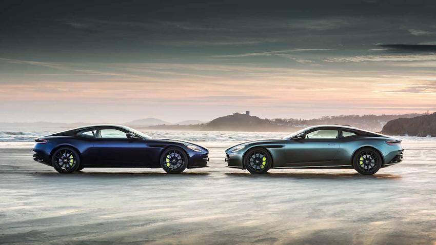 Siêu xe Aston Martin DB11 AMR chính thức lộ diện vớigiá hơn 5,2 tỉ đồng