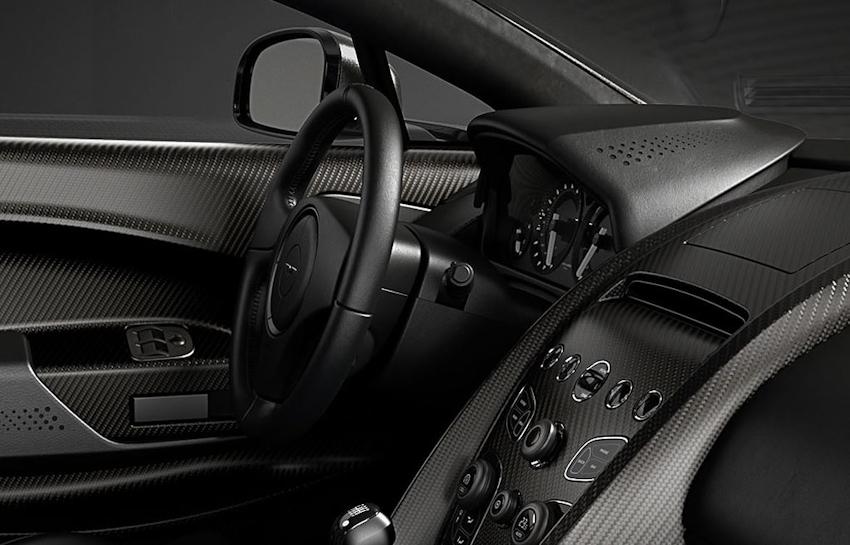 Mãn nhãn siêu xe Aston Martin V12 Vantage V600 giới hạn 14 chiếc