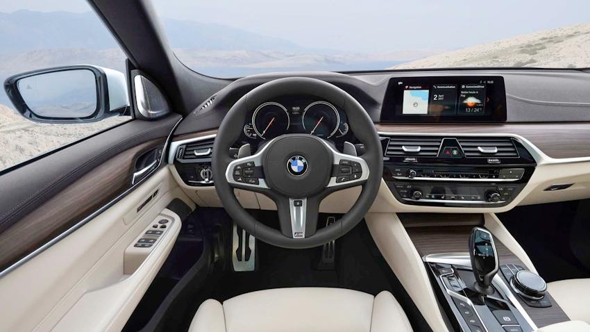 BMW 6-Series Gran Turismo 2018