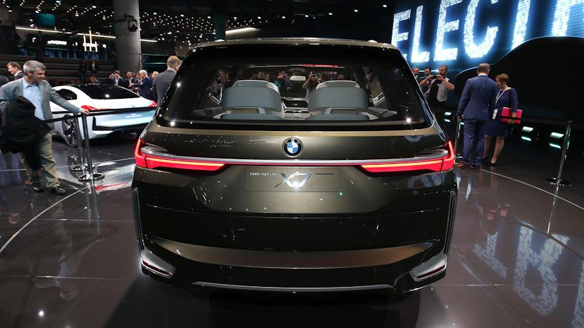 BMW đăng ký X8, hứa hẹn ra mắt xe vào năm 2020