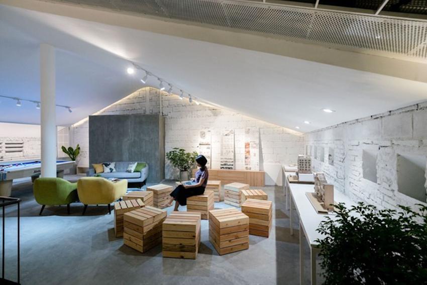 Bùi Viện Office - Mang sức sống mới cho không gian làm việc từ những giá trị lịch sử