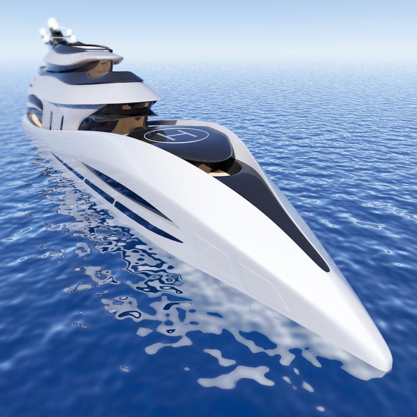 Elyon - siêu du thuyền sang trọng bậc nhất thế giới