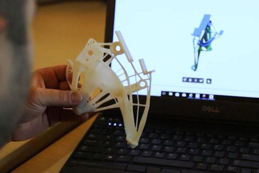 General Motors ứng dụng công nghệ in 3D vào sản xuất xe hơi