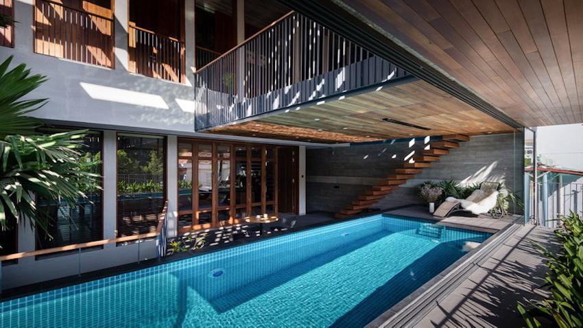 H House - nét hiện đại pha lẫn vẻ đẹp truyền thống Việt