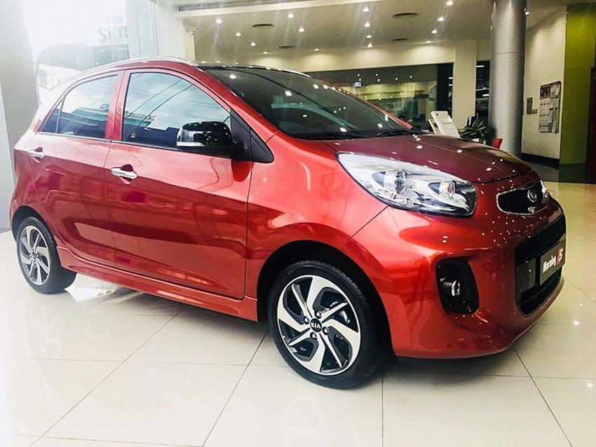 Kia Morning S 2018 thay đổi nhẹ, giá 390 triệu đồng tại Việt Nam