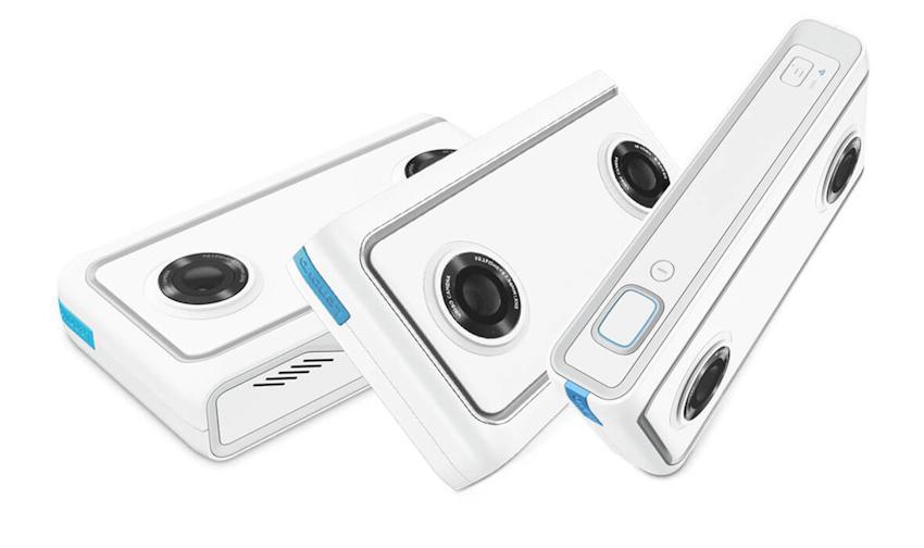 Lenovo giới thiệu camera 3D nhỏ gọn, video 4K, hai camera siêu rộng 13MP