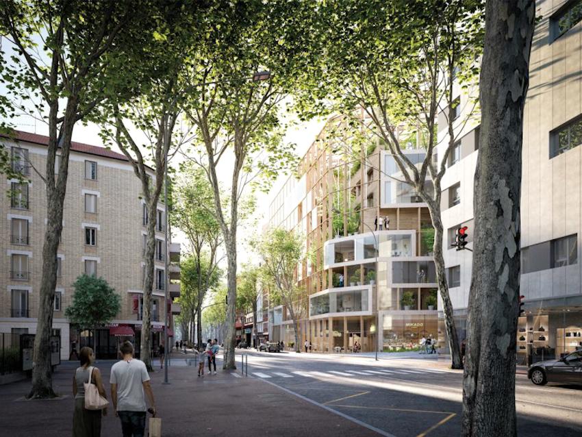Ốc đảo xanh giữa lòng đô thị Issy -Métropole du Grand Paris