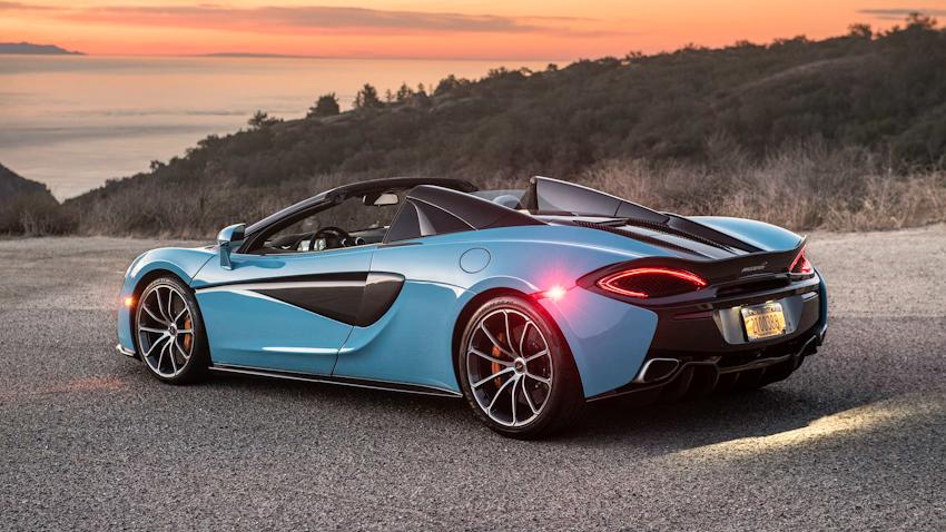 McLaren Automotive xuất xưởng chiếc siêu xe thứ 15.000
