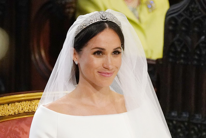 Bí quyết làm nên lớp nền hoàn hảo của cô dâu hoàng gia Meghan Markle