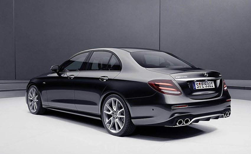 Tân binh Mercedes-AMG E 53 Sedan 2019 với công nghệ EQ Boost