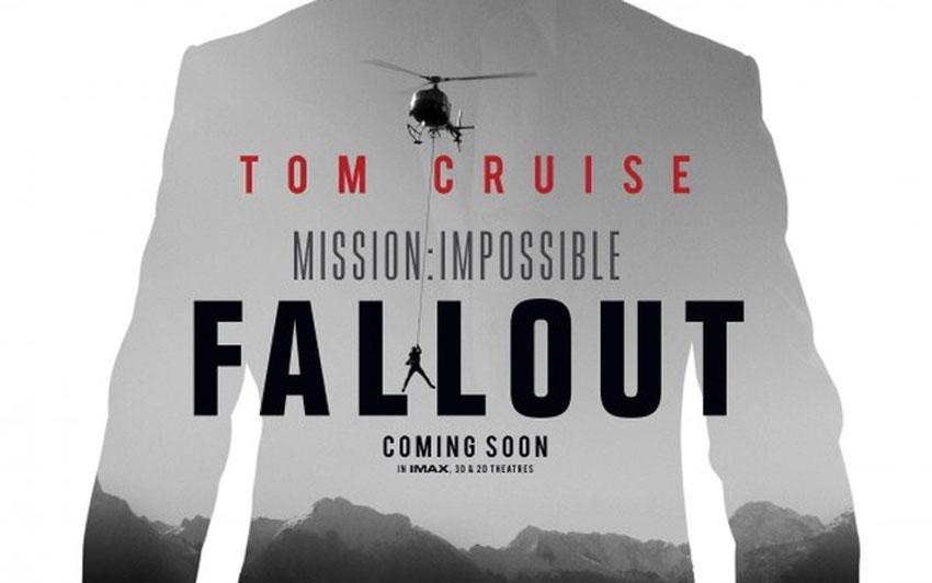 """""""Nhiệm vụ bất khả thi: Sụp đổ"""" tung trailer cùng hàng loạt pha hành động mãn nhãn"""