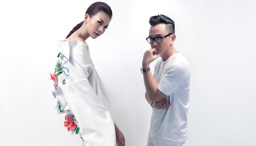 Công Trí - nhà thiết kế Việt đầu tiên trên sách thời trang quốc tế