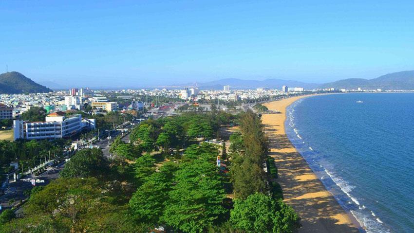 Nhơn Lý - Eo Gió (Bình Định): Đất nền tăng giá 10 lần trong hai năm