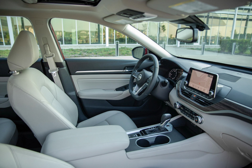 Nissan Altima thế hệ mới, phiên bản đặc biệt Edition ONE lịch lãm