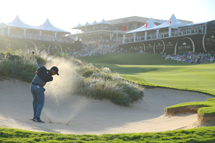 Sân golf The Bluffs Hồ Tràm Strip công bố các gói tài trợ cho giải Golf Asian Tour