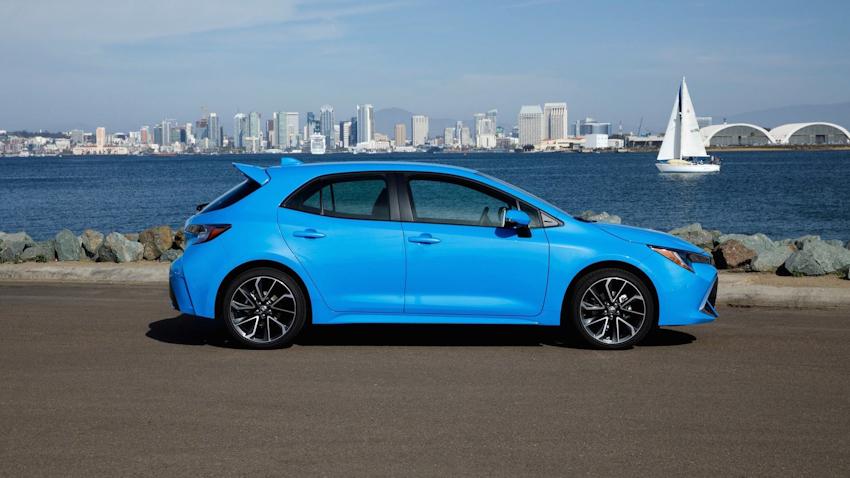 Toyota Corolla Hatchback 2019 có giá bán từ 19.990 USD tại Mỹ