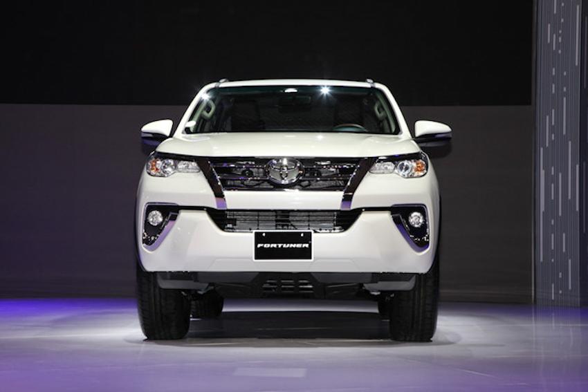 Toyota Fortuner sắp nhập khẩu trở lại, chấm dứt khan hàng