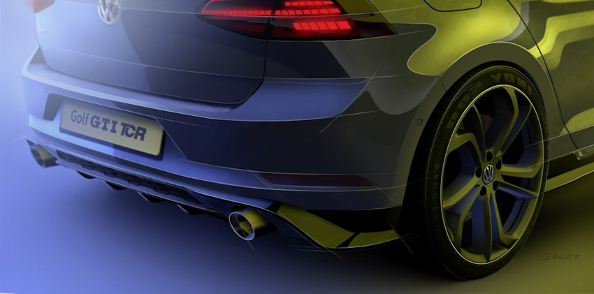 Volkswagen sẽ chính thức ra mắt mẫu Golf nhanh nhất của mình vào ngày 9-5
