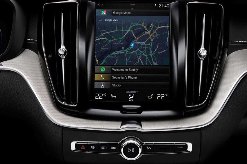 """Volvo sắp sở hữu hệ thống thông tin giải trí """"xịn"""" nhất làng ôtô"""