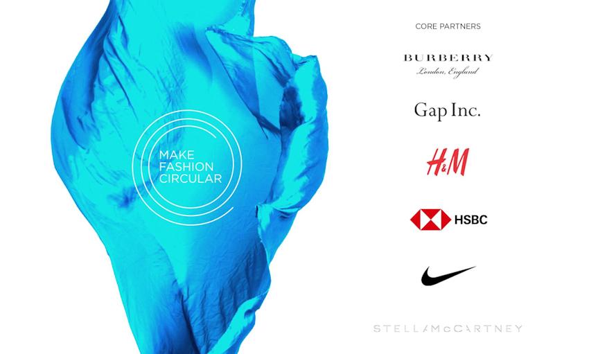 """Chiến dịch """"Quay vòng Thời trang"""": Nike, Gap, H&M và Burberry cùng góp mặt"""