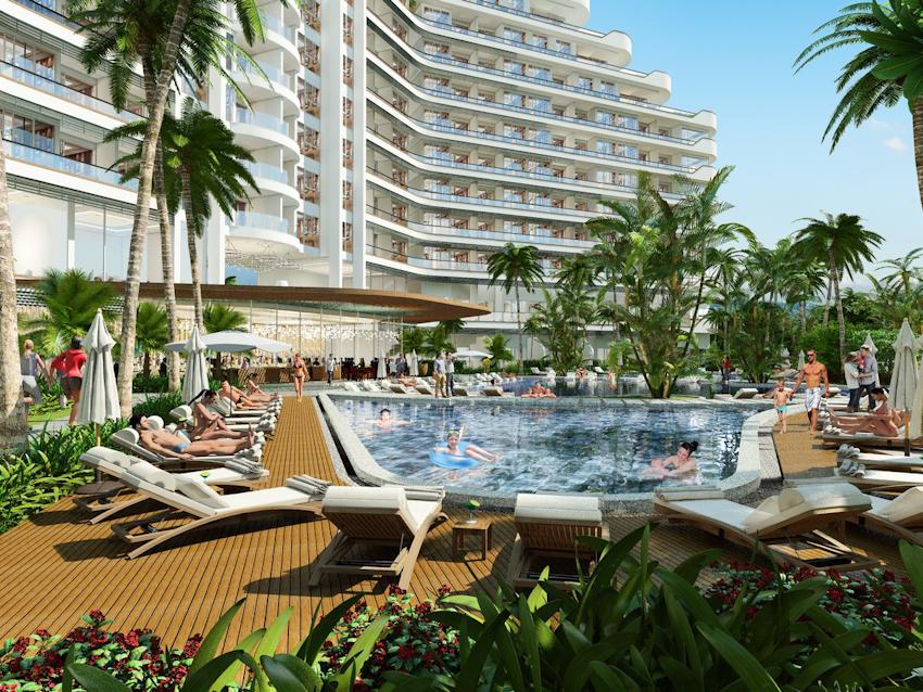 Cơ hội sở hữu bất động sản nghỉ dưỡng tại Hồ Tràm Strip dành cho các nhà đầu tư Hà Nội