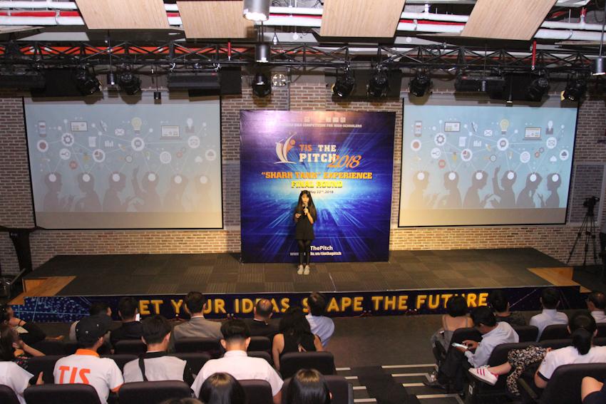 Chung kết cuộc thi hùng biện riếng Anh về ý tưởng khởi nghiệp cho học sinh trung học