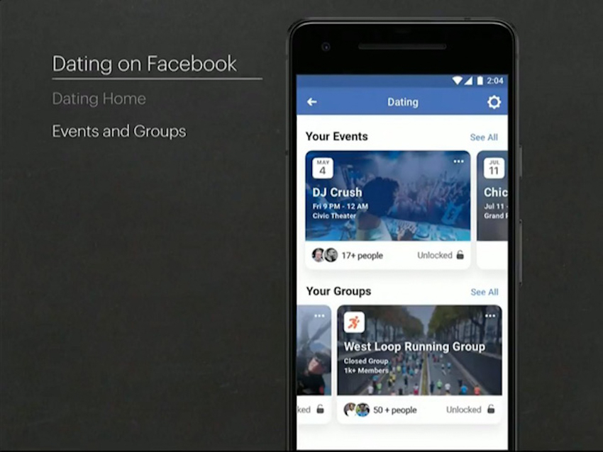 Facebook sẽ sớm ra mắt ứng dụng hẹn hò mới