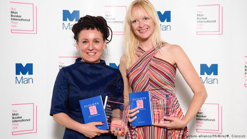 Giải Man Booker Quốc tế 2018: Olga Tokarczuk nhà văn Ba Lan đầu tiên đoạt giải