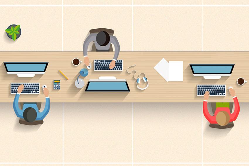 [Infographic] Văn hóa công sở của nhân viên văn phòng vòng quanh thế giới