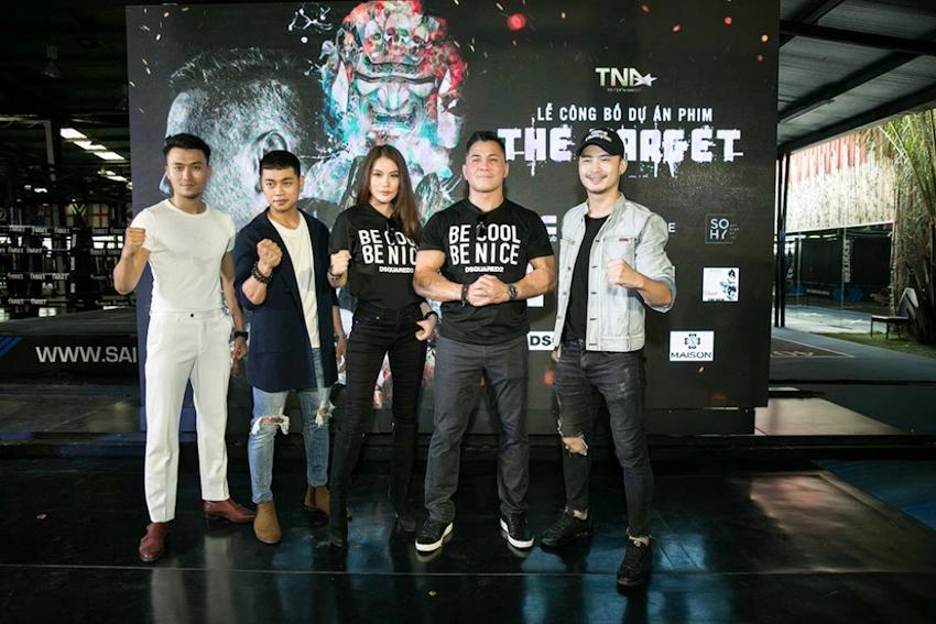 """Cung Lê, Trương Ngọc Ánh chính thức giới thiệu dự án điện ảnh """"The Target - Mục tiêu chết"""""""