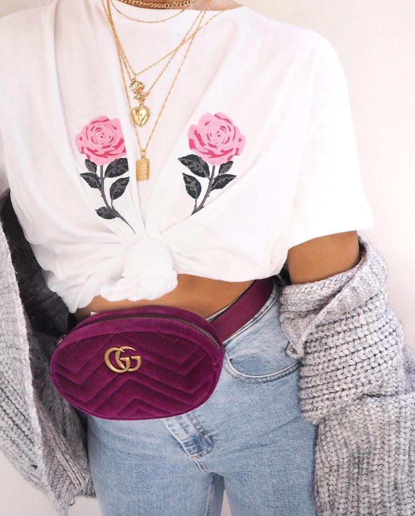 Học cách diện vòng cổ nhiều lớp sành điệu như các fashionista