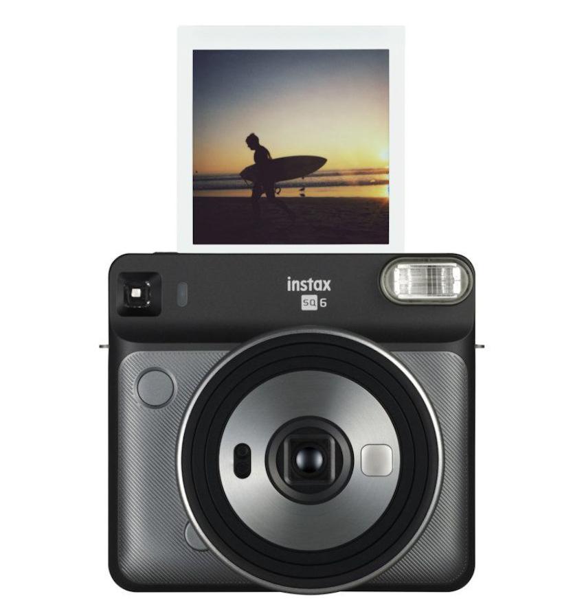 Fujifilm giới thiệu máy ảnh mới: Instax Square SQ6 khổ vuông, chụp ảnh lấy liền