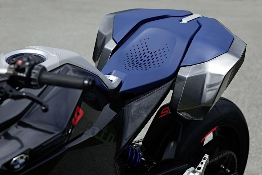 BMW 9cento Concept - môtô phong cách sport touring, động cơ 850 phân khối