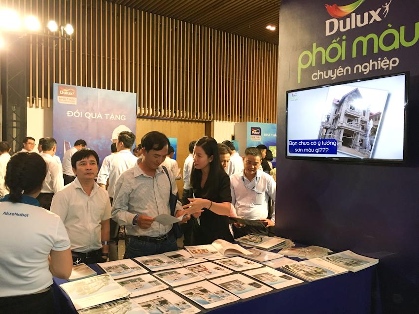 Đơn giản hóa việc tìm và lựa chọn nhà thầu sơn uy tín nhờ chương trình Nhà thầu chuyên nghiệp Dulux