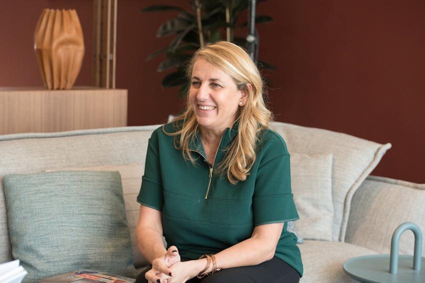 Patricia Urquiola: người thiết kế tinh hoa cho Viên ngọc giữa lòng Sài Gòn