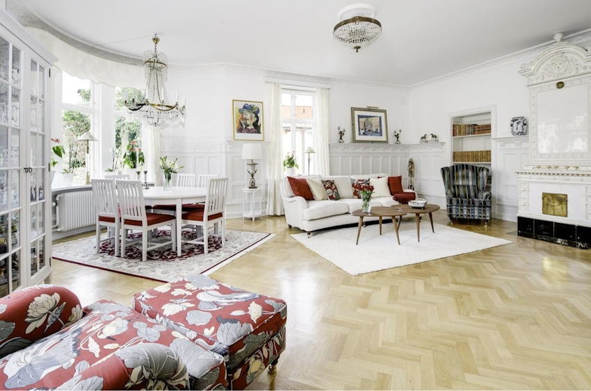 50 mẫu phòng khách phong cách scandinavian truyền cảm hứng