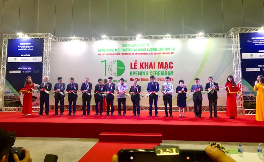 Triển lãm Entech Vietnam lần thứ 10