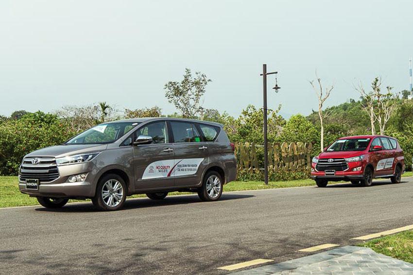 Vì sao Toyota Innova vẫn luôn là mẫu MPV gia đình đáng mua nhất?