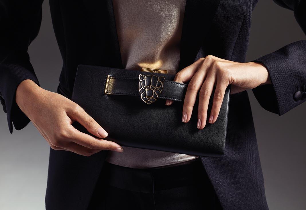 Panthère de Cartier - Chiếc clutch lôi cuốn mọi ánh nhìn